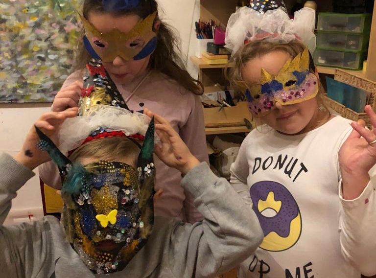 Ora-Avital Masken